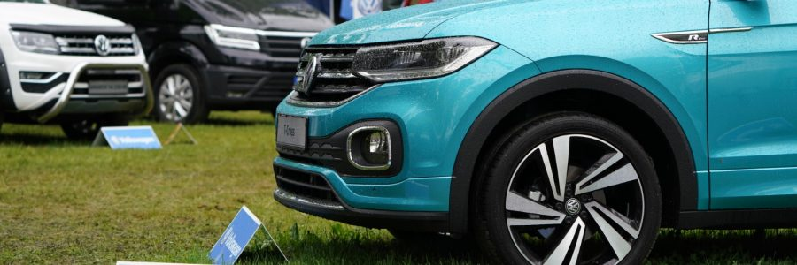 Volkswagen – Official Car för Swedish Game Fair 2020