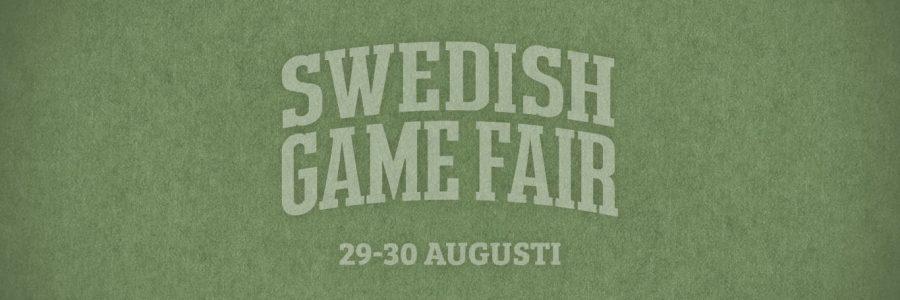 Coronaviruset flyttar fram Swedish Game Fair till 29-30 augusti